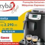 ZYBA CAFÉ – MÁQUINAS SAECO