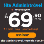 site administrável