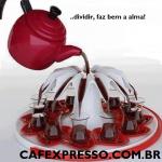 café com boa divisão