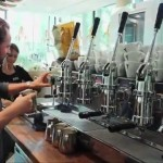 Barista Dritan Alsela – Latte Art