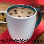 Café de Inverno com Passas
