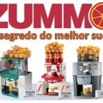"ZUMMO ""Máquinas de Suco de Laranja"""