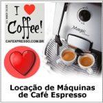 Aluguel de Máquina de Café Expresso vale a pena?